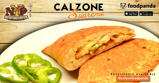 Calzone-Supreme