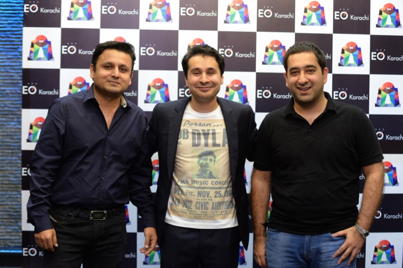 Nauman Vohra, Saad Haroon & Fahad Shaukat