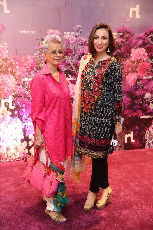 Maheen Khan And Anoushey Ashraf